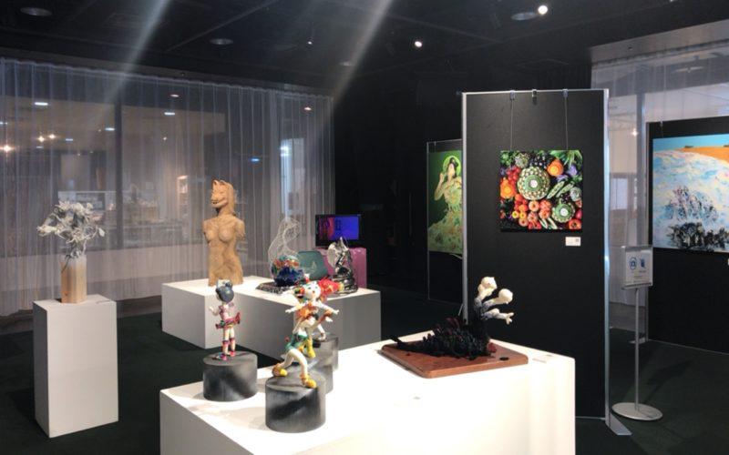 渋谷ヒカリエ8FのCOURTで開催したMONSTER Exhibitionの展示作品