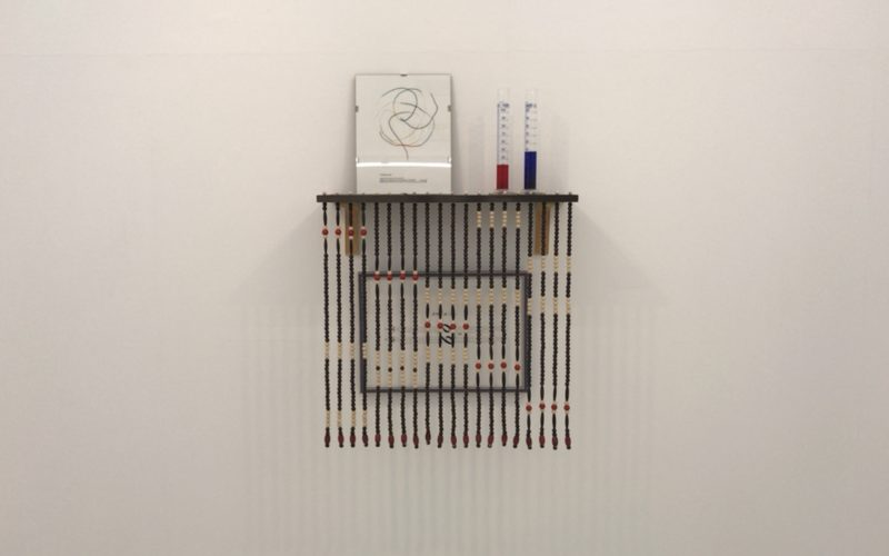 渋谷ヒカリエ8Fの小山登美夫ギャラリーで開催したニシジマ・アツシ展「Humor Identification 脱力と直観」の展示作品