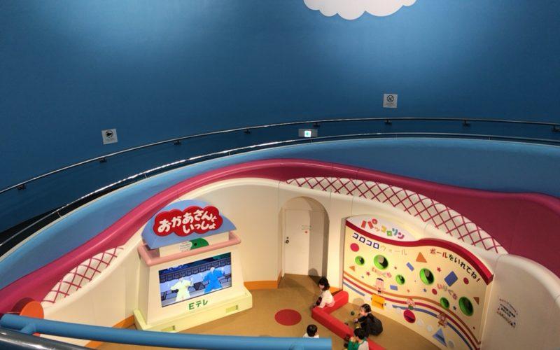 NHKスタジオパークにあるキッズワールド