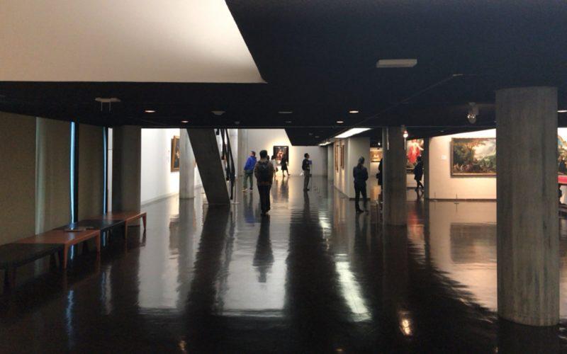 国立西洋美術館の常設展ゾーン2F