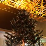 東京タワーの正面玄関前で開催した「東京タワーウィンターファンタジー オレンジ・イルミネーション」の会場内