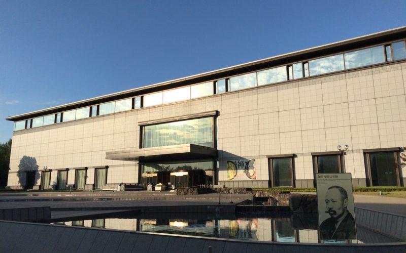 東京国立博物館平成館の建物