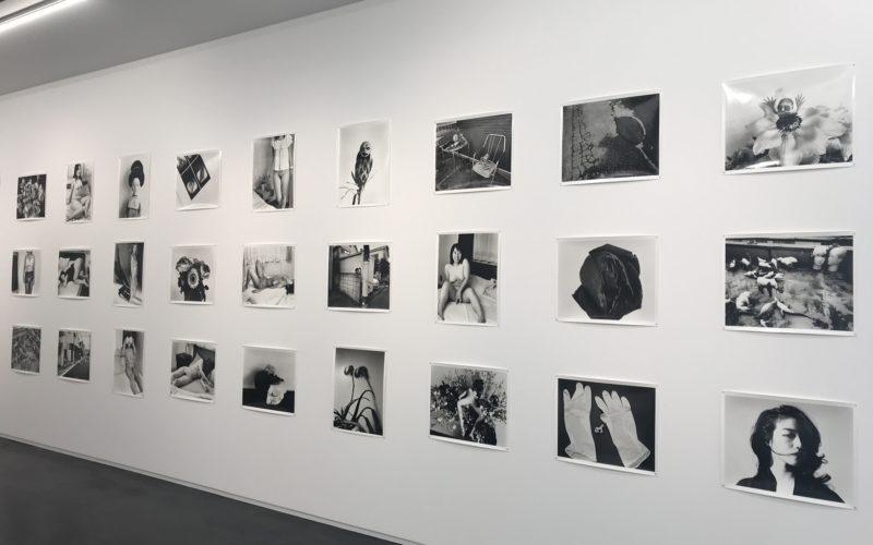 コンプレックス665 3Fのタカ・イシイギャラリーで開催していた「荒木経惟 恋夢 愛無」の展示作品