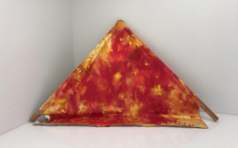 コンプレックス665 2Fのシュウゴアーツで開催した小林正人 Thrice Upon A Timeの展示作品