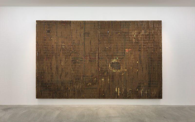 小山登美夫ギャラリーで開催したソピアップ・ピッチ「desire line」の展示作品