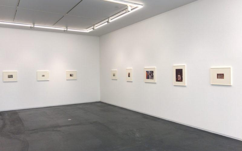 コンプレックス665 3Fのタカ・イシイギャラリーで開催しているルイジ・ギッリ「Works from the 1970s」の会場内