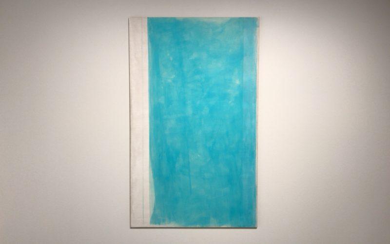 ギンザシックス6Fの銀座蔦屋書店内にあるTHE CLUBで開催した「青ぞらのはてのはて」の展示作品