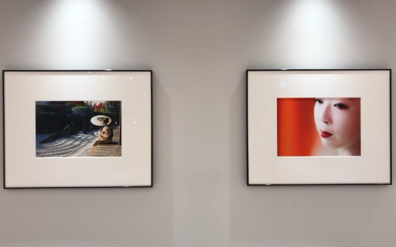 ライカGINZA SIXで開催したジョン・デイヴィス写真展「Kosen」の展示作品