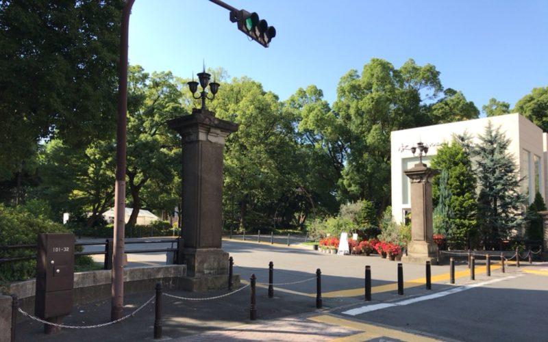 日比谷公園の入口