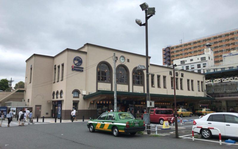 両国駅の建物